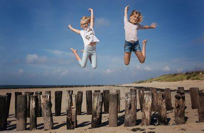 Spring foto familie reportage Vlissingen