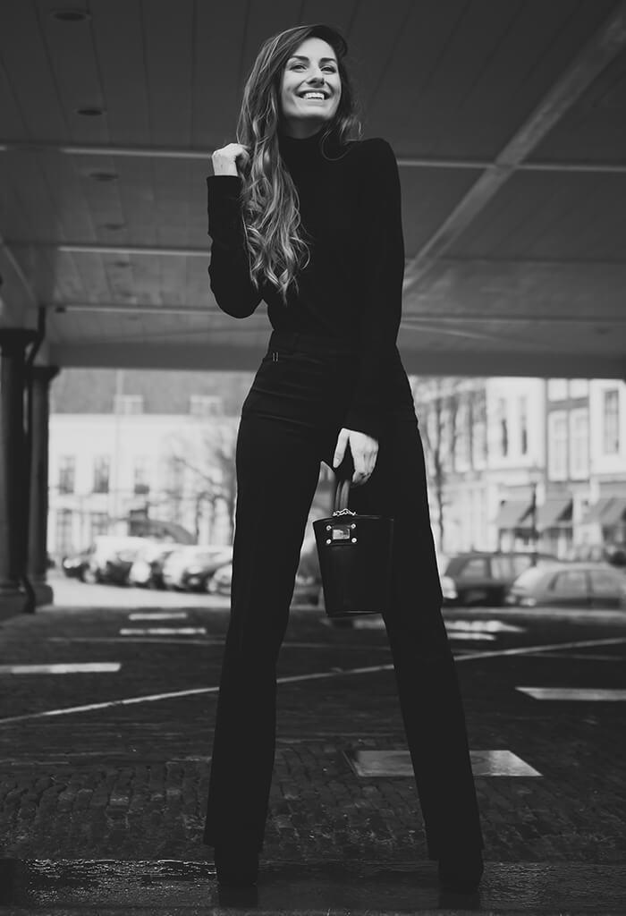 Fashion beeld fotosessie Middelburg