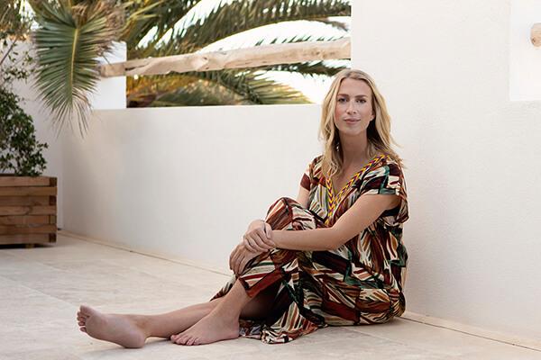 Personal Branding Cindy Ibiza magazine stijl